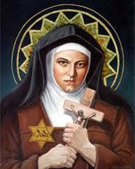 edith stein, teresa benedetta della croce, omelie